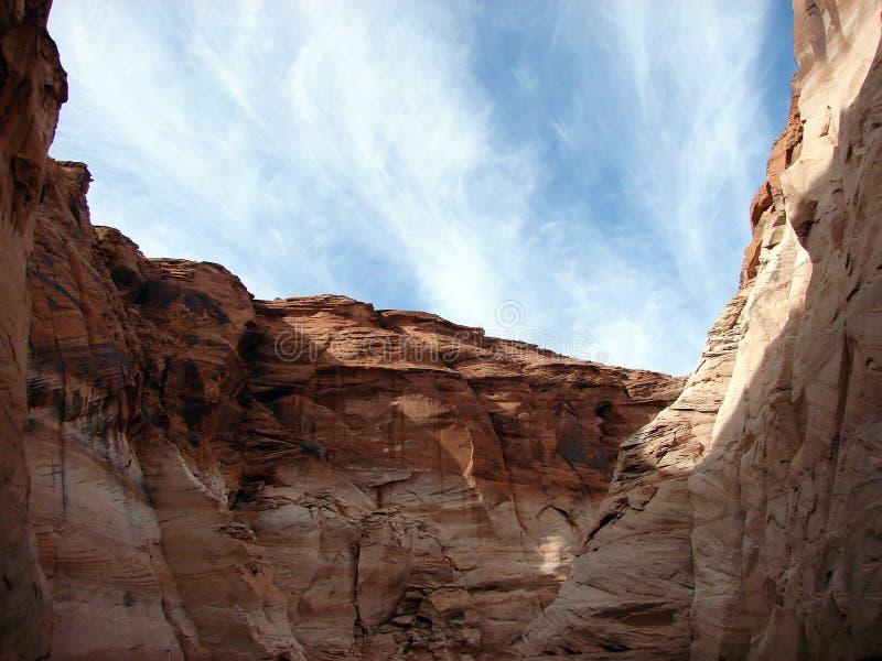 Canyon navajo fotografia stock libera da diritti