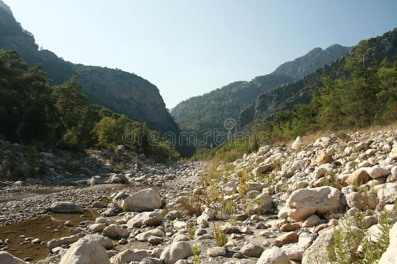 Canyon royalty free stock photography