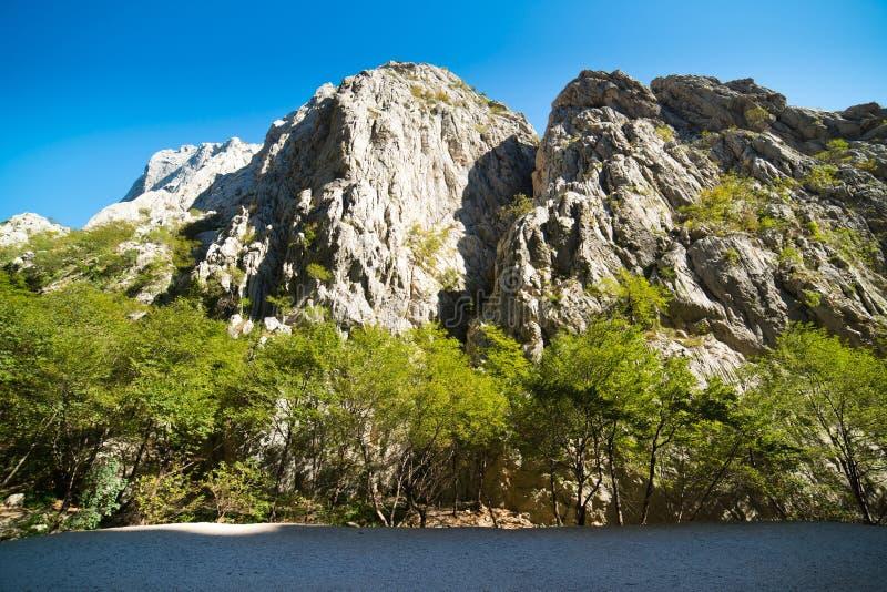 Download Mountains Paklenica National Park Stock Image - Image of landscape, national: 29820985