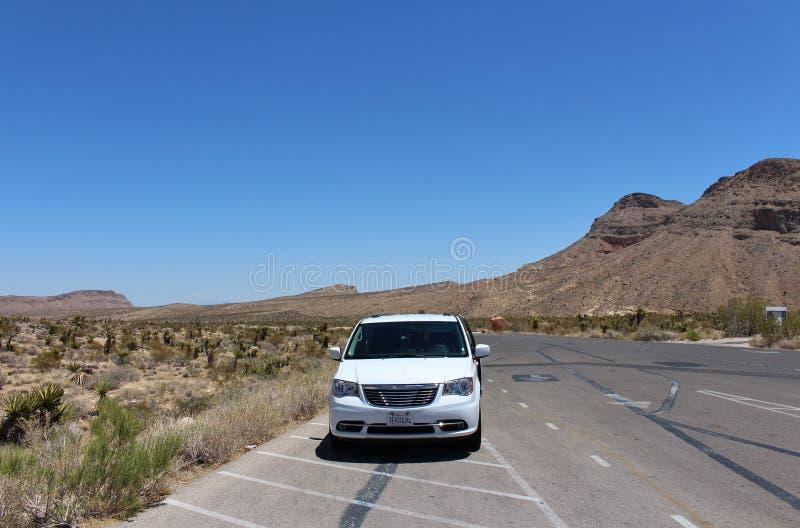 Canyon rouge de roche, Nevada, Etats-Unis images stock