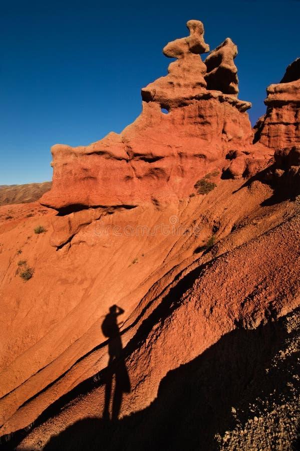 Download Canyon Suluu Terek  - Kyrgyzstan Stock Image - Image of park, figure: 25566269