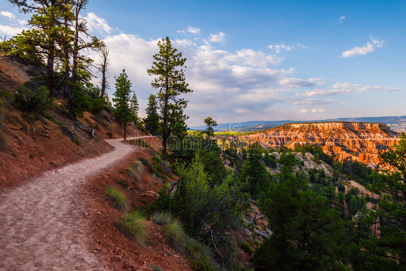 canyon Utah de bryce images libres de droits