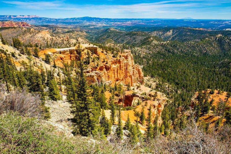 canyon Utah del bryce fotografia stock