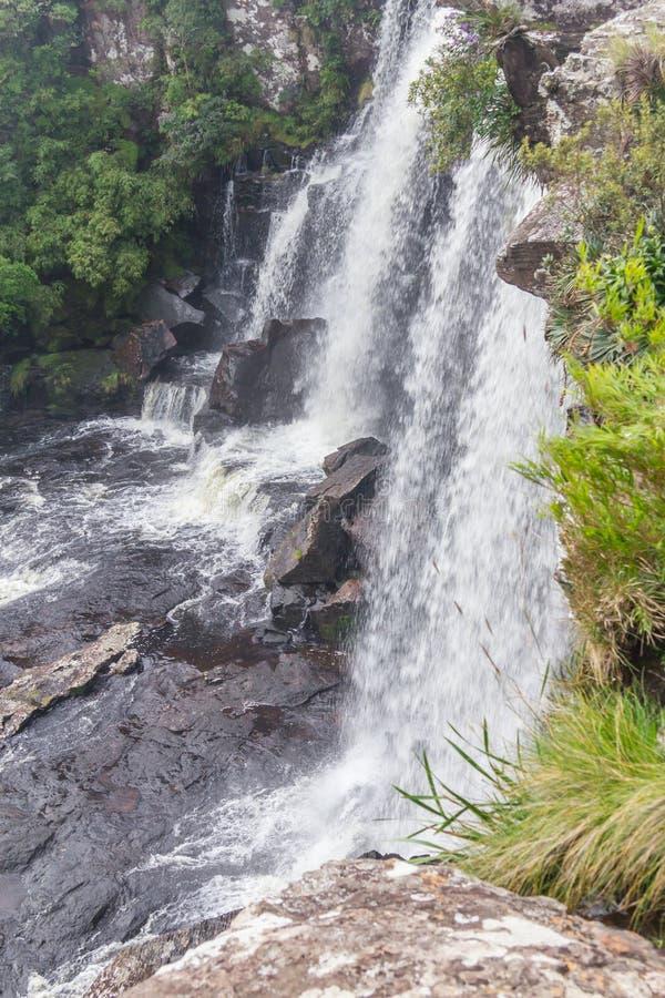 Free Canyon Waterfall Stock Image - 89818261