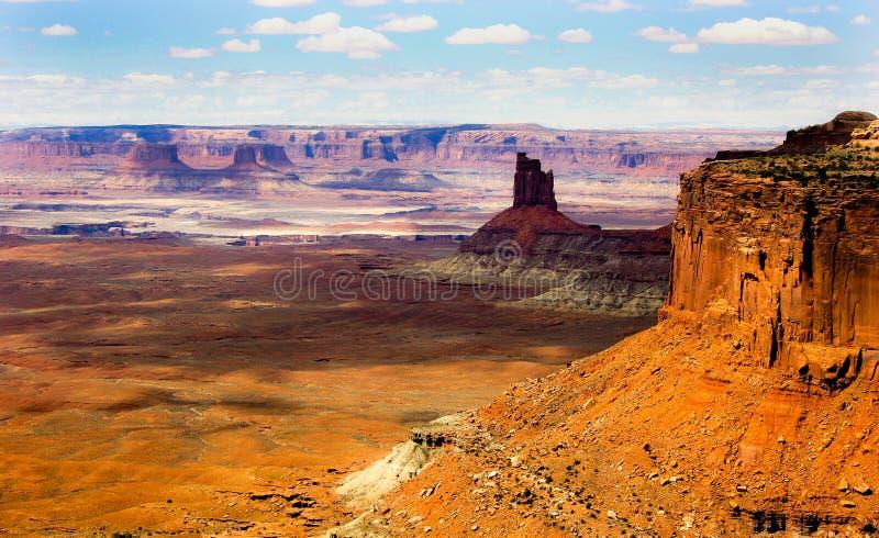 canyonland στοκ εικόνες