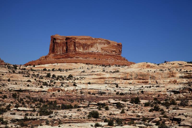 canyonlands εθνικό πάρκο στοκ εικόνα