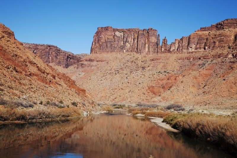 canyonlands εθνικό πάρκο στοκ φωτογραφία με δικαίωμα ελεύθερης χρήσης
