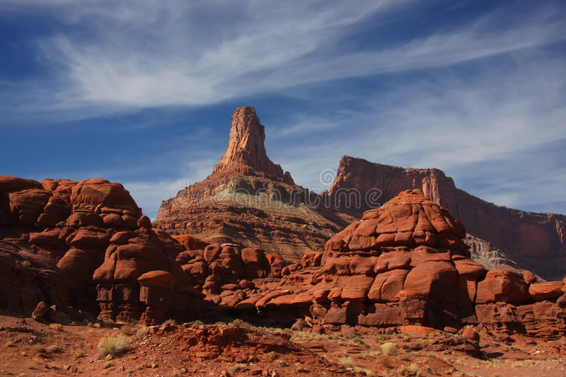 canyonlands εθνικό πάρκο στοκ εικόνα με δικαίωμα ελεύθερης χρήσης