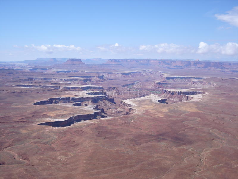 Canyonlands royalty free stock images