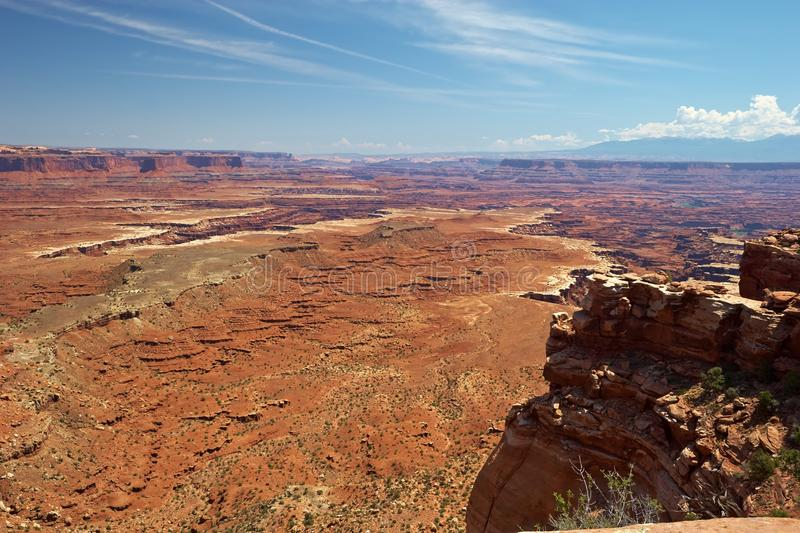 Download Canyonlands stock photo. Image of backpacking, plato - 22831138