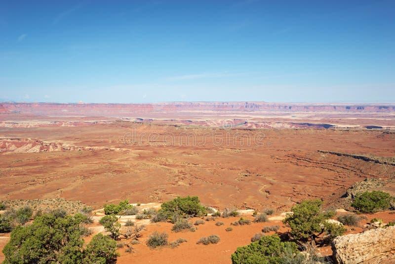 Canyonlands fotos de archivo libres de regalías