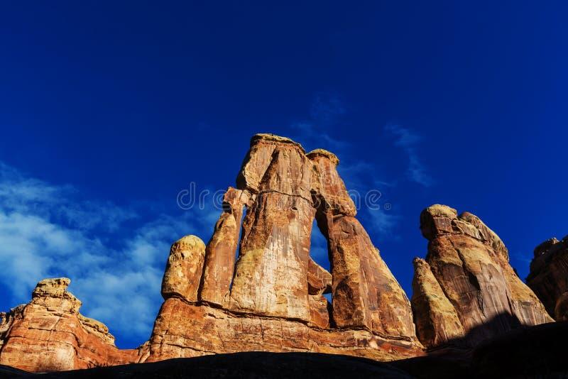 Canyonlands fotografia royalty free