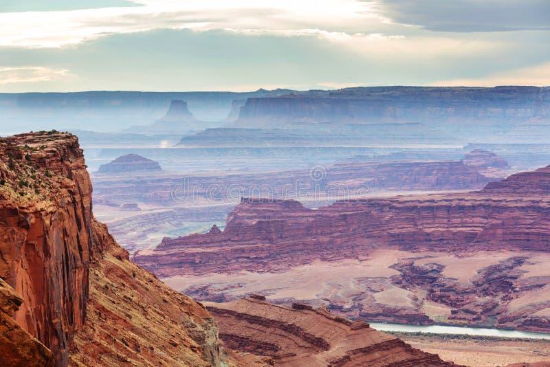 Canyonlands arkivbild