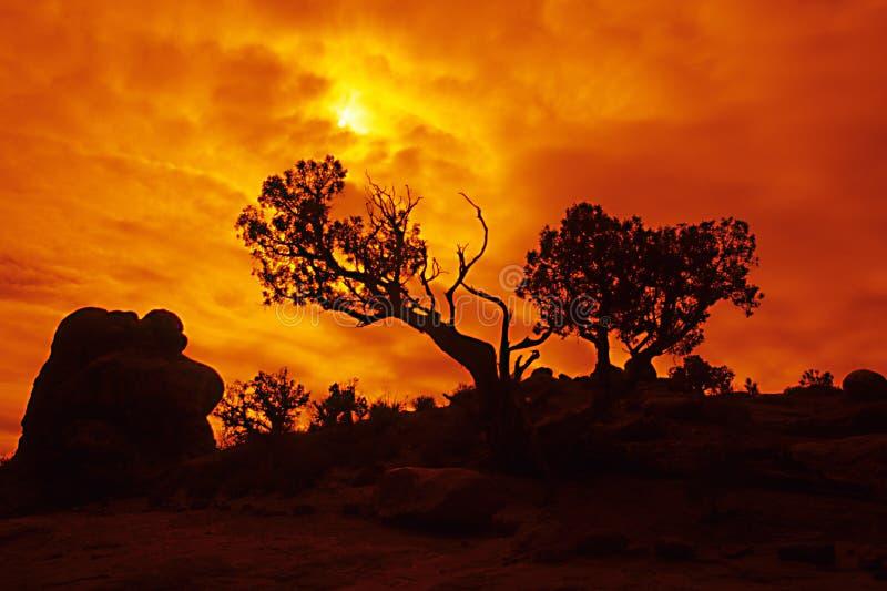 Canyonlands II immagine stock libera da diritti