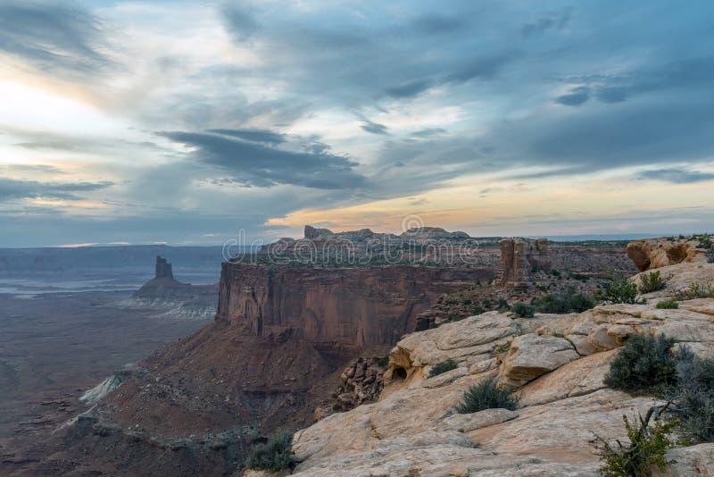 Canyonlands National Park royalty free stock photo