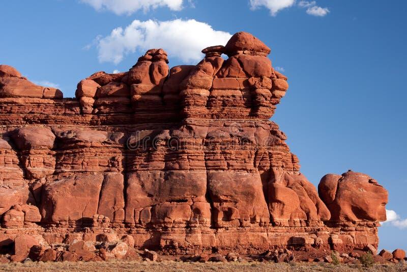 Canyonlands Nationalpark stockfotos