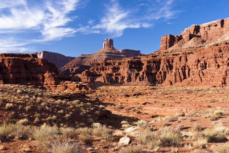 Canyonlands Nationalpark lizenzfreie stockfotos