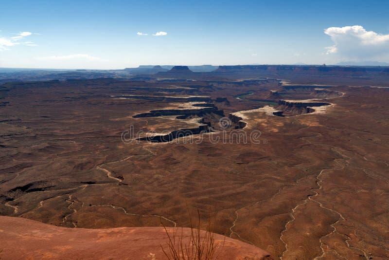 canyonlands park narodowy usa Utah zdjęcie royalty free