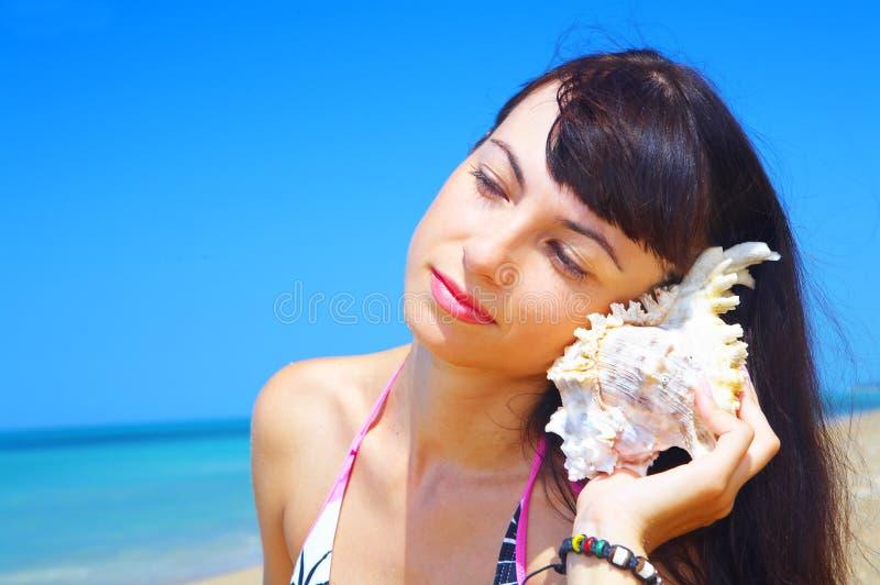 Canzone di estate fotografia stock