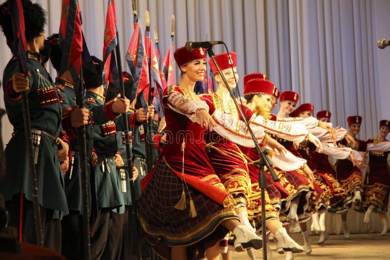 Canzoni di Kuban immagini stock libere da diritti