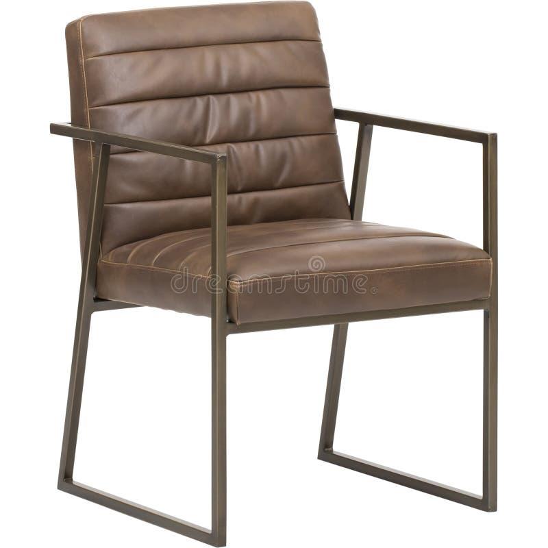 Capítulo de madera de madera con los apoyabrazos, los amortiguadores de Borgoña y las butacas del respaldo, vistiendo la silla có imagenes de archivo