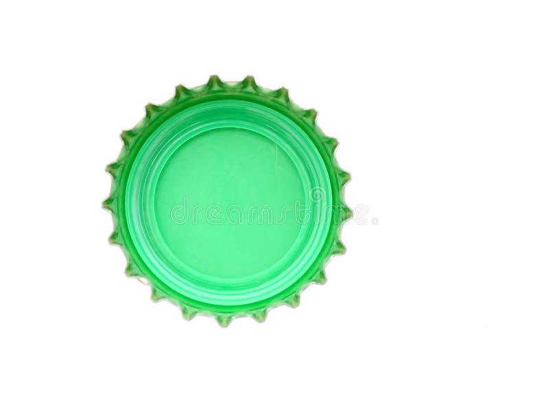 Cap beer royalty free stock image