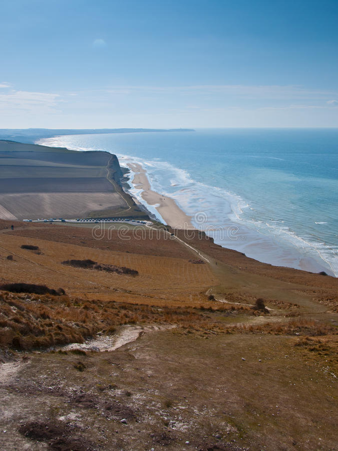 Free Cap Blanc Nez, Coastline Of The North Sea, France Stock Image - 23154181