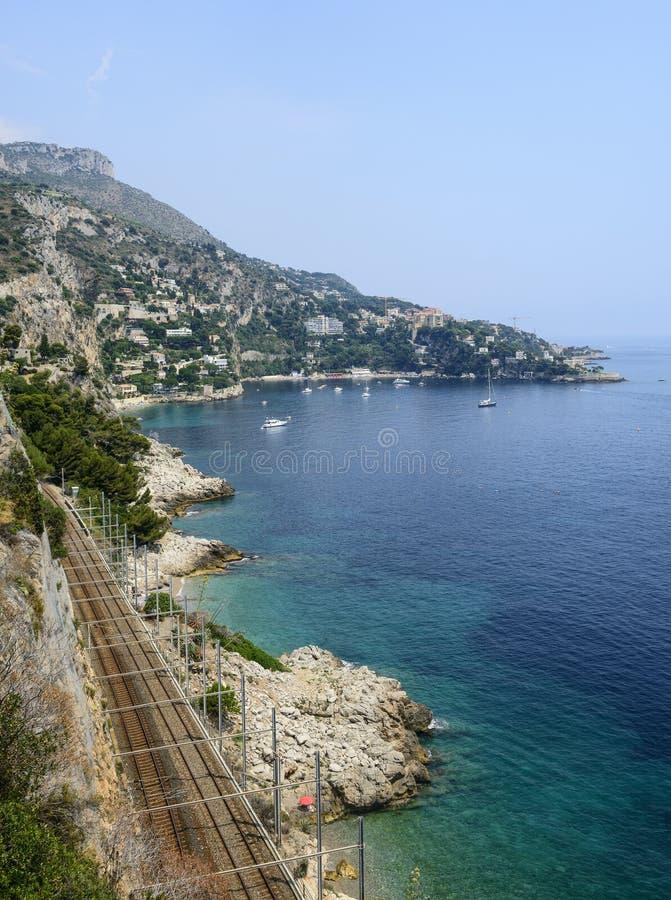 Cap D Ail (Cote D Azur) Royalty Free Stock Image