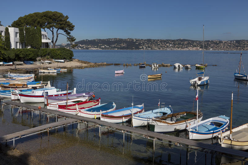Download Cap De Antibes - French Riviera Stock Photo - Image of harbor, destination: 26685574