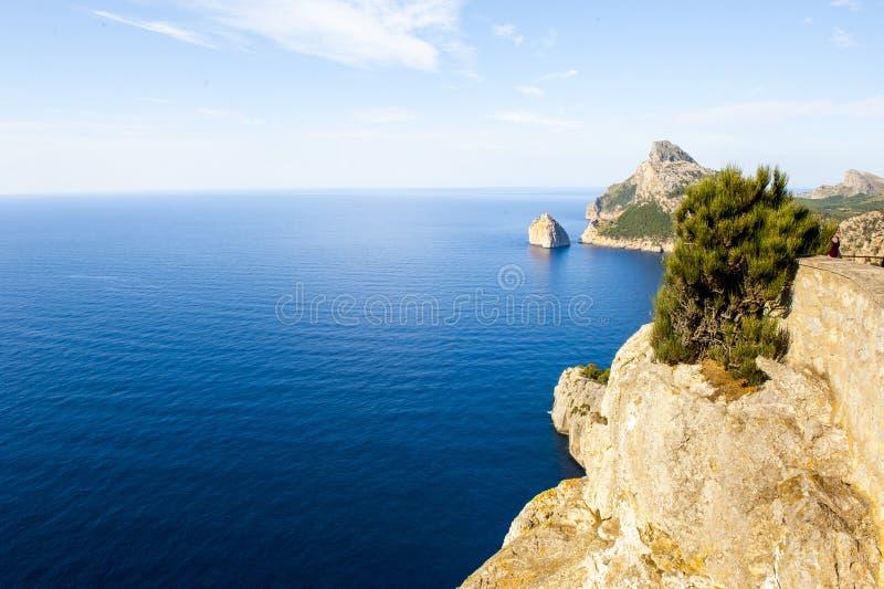 Cap Formentor photographie stock