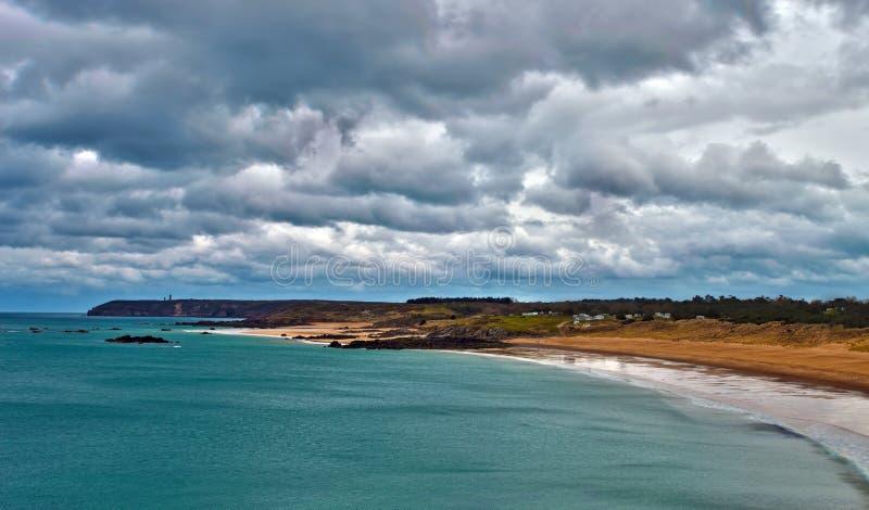 Download Cap Frehel stock photo. Image of atlantic, summer, archipelago - 25483978