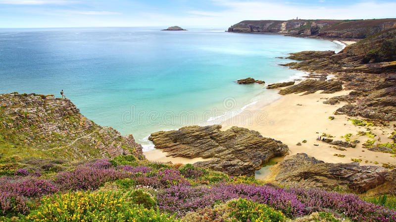 Download Cap Frehel. Brittany, France Stock Photo - Image: 39874904