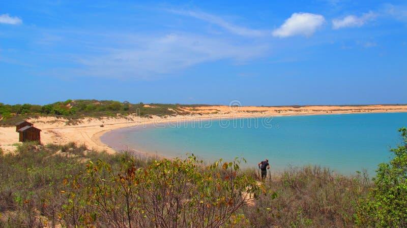 Cap Leveque, Australie occidentale images libres de droits