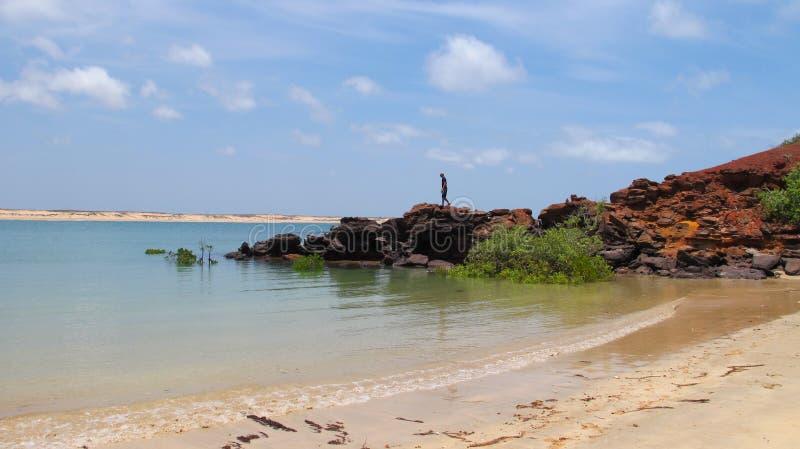 Cap Leveque, Australie occidentale photo libre de droits