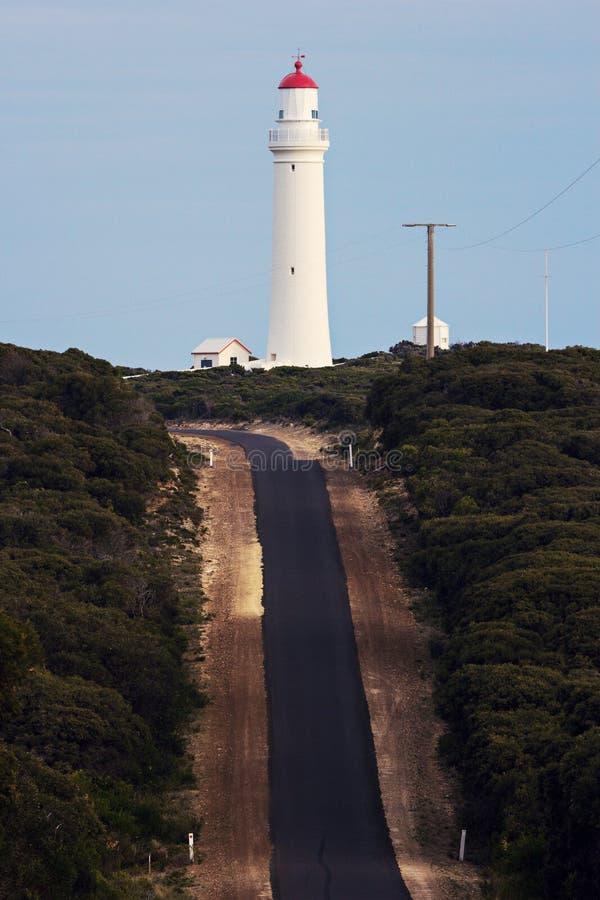 Cap Nelson Lighthouse photo libre de droits