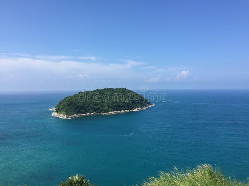 Cap Phuket de Promthep photo stock