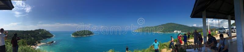 Cap Phuket de Promthep photo libre de droits