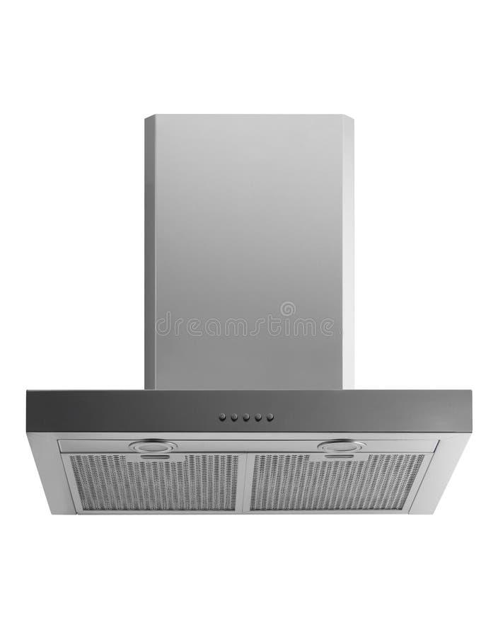 Capa da cozinha em um fundo branco imagem de stock