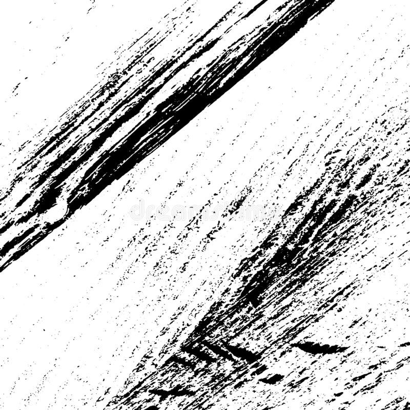 Capa de madera del tablón stock de ilustración