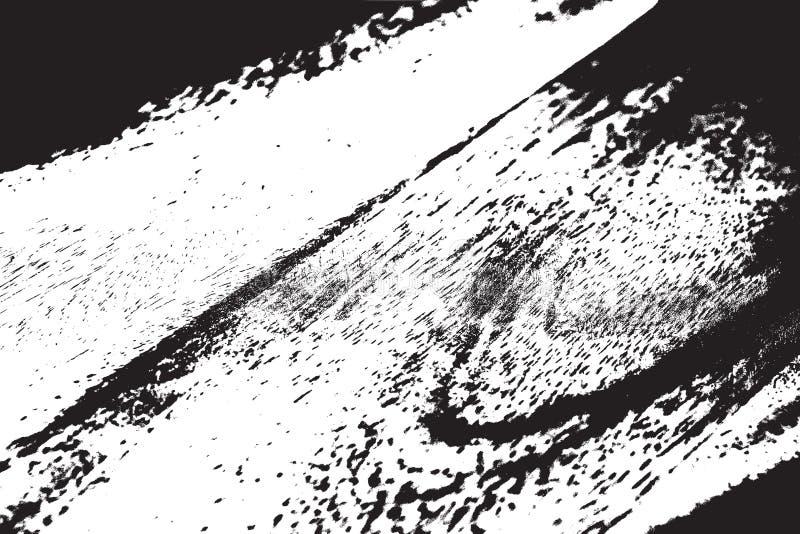 Capa de madera retra ilustración del vector