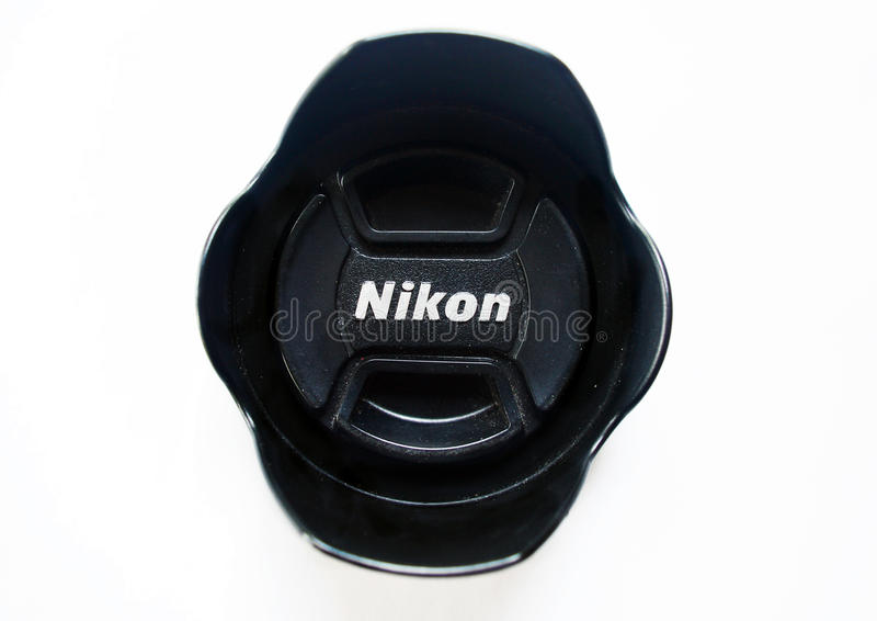 Capa de Nikon fotos de stock royalty free