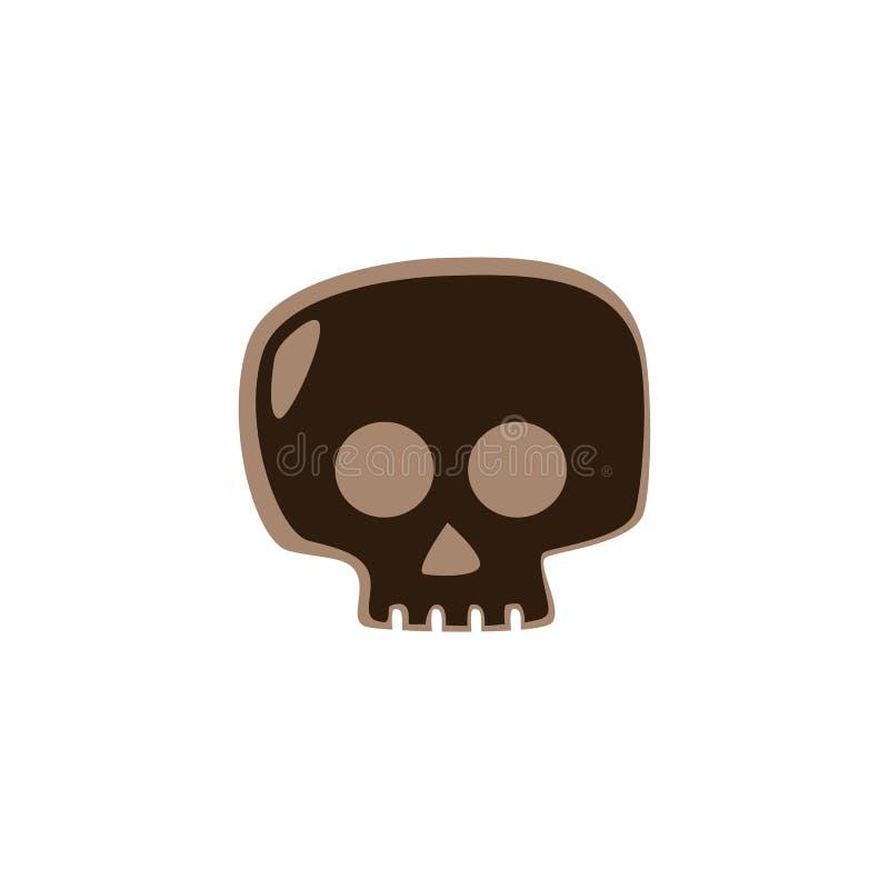 Capa del menú del activo del juego - símbolo de la muestra del icono del videojuego ilustración del vector
