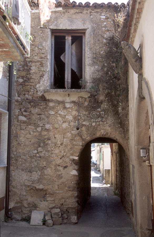 Download Capaccio stock image. Image of streets, campania, buildings - 83932603
