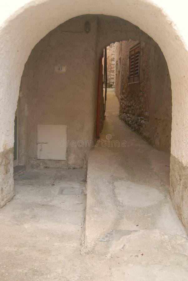 Download Capaccio stock image. Image of medieval, alleys, streets - 83932863