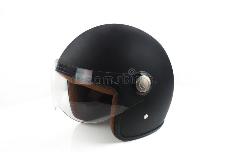 Capacete da motocicleta imagem de stock royalty free