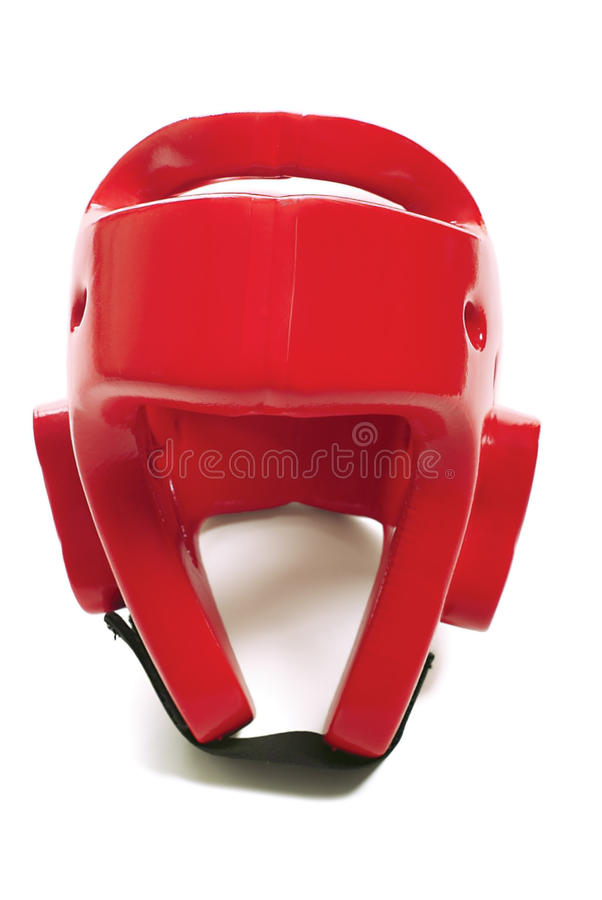 Capacete do esporte foto de stock royalty free