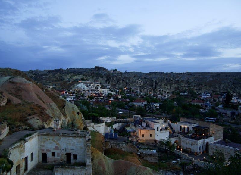 Ürgüp town of Anatolia royalty free stock photos