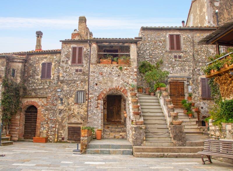 Capalbio стоковая фотография