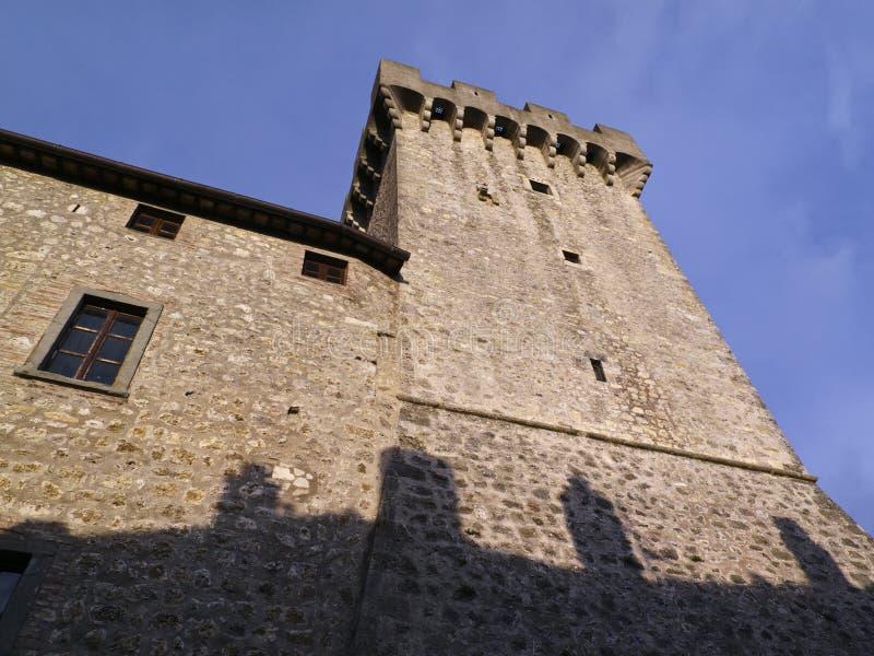 capalbio Италия Тоскана стоковые фотографии rf