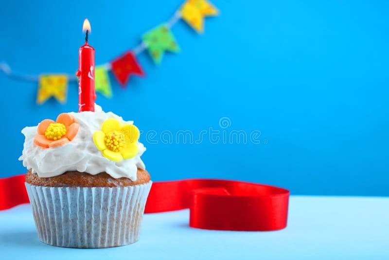 Capcake de fête photo libre de droits